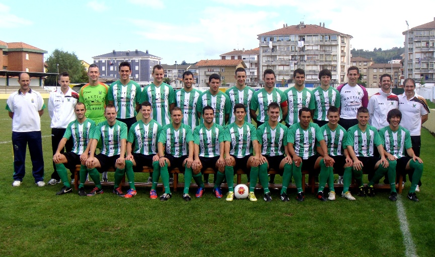 C.D. COLINDRES 2013-2014